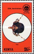 [The 25th Anniversary of I.C.I.P.E. - Insect Pests, Typ XC]