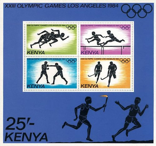 [Olympic Games - Los Angeles, USA, Typ XKI]