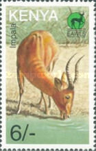 [East African Wildlife Society, type ZL]