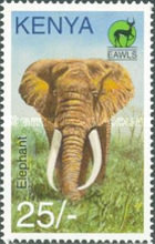 [East African Wildlife Society, Typ ZN]