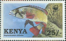 [Worldwide Nature Protection - Lake Victoria Cichlid Fish, Typ ZW]