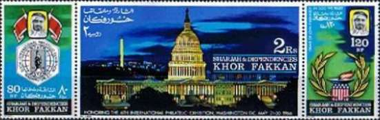 [The 6th International Stamp Exhibition