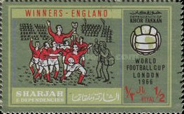 [Football World Cup - England, type BX]