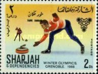 [Winter Olympic Games - Grenoble, France, type CN]