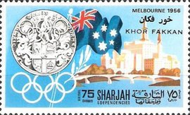 [Airmail - History of Olympic Games, type CW]