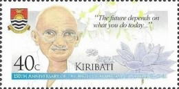 [The 150th Anniversary of the Birth of Mahatma Gandhi, 1869-1948, Typ ADC]