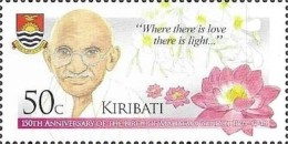 [The 150th Anniversary of the Birth of Mahatma Gandhi, 1869-1948, Typ ADD]