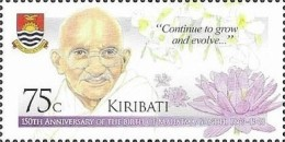 [The 150th Anniversary of the Birth of Mahatma Gandhi, 1869-1948, Typ ADE]