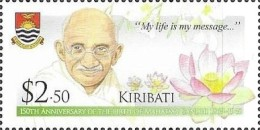 [The 150th Anniversary of the Birth of Mahatma Gandhi, 1869-1948, Typ ADF]