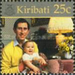 [The 18th Anniversary of the Birth of Prince William, type QK]