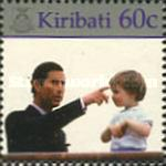 [The 18th Anniversary of the Birth of Prince William, type QL]