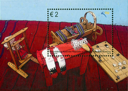 [EUROPA Stamps- Old Toys, Typ ]