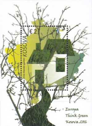 [EUROPA Stamps - Think Green, Typ ]
