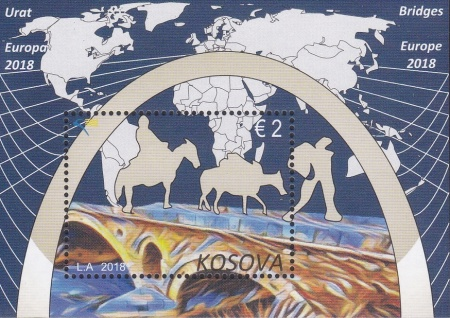 [EUROPA Stamps - Bridges, type ]