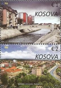 [Cities of Kosovo - Views of Podujeva, type ]