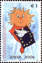 [EUROPA Stamps - Integration through the Eyes of Young People, Typ AM]