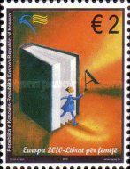 [EUROPA Stamps - Children's Books, type EQ]