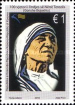 [The 100th Anniversary of the Birth of Mother Teresa, type FB]
