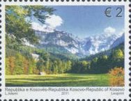 [EUROPA Stamps - The Forest, type FZ]
