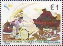[EUROPA Stamps - Postal Vehicles, Typ ID]