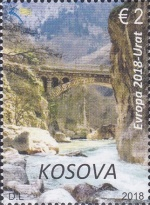[EUROPA Stamps - Bridges, type OS]