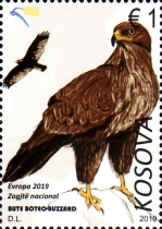 [EUROPA Stamps - National Birds, type QI]