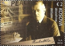 [Woodrow Wilson, 1856-1924, type QL]