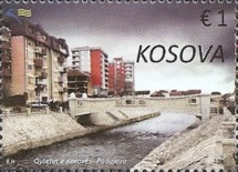 [Cities of Kosovo - Views of Podujeva, type RH]