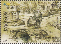 [EUROPA Stamps - Ancient Postal Routes, type RW]