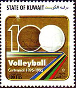 [The 100th Anniversary of Volleyball, type ADP1]