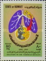 [The 100th Anniversary of Discovery of Tubercle Bacillus, Typ ST1]
