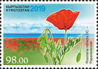 [Flowers of Kyrgyzstan - Poppy, type ANQ]