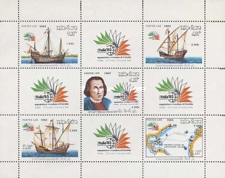 [Columbus and his Ships, Typ ]