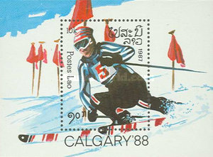 [Winter Olympic Games - Calgary, Canada, Typ ]