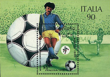 [Football World Cup - Italy, Typ ]