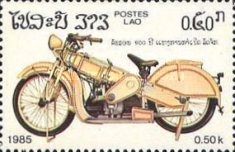 [The 100th Anniversary of Motorcycle, Typ AEP]