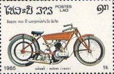[The 100th Anniversary of Motorcycle, Typ AEQ]