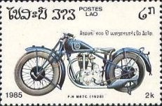 [The 100th Anniversary of Motorcycle, Typ AER]