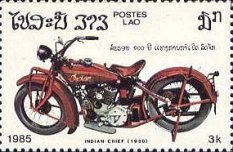 [The 100th Anniversary of Motorcycle, Typ AES]