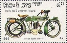 [The 100th Anniversary of Motorcycle, Typ AET]
