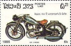 [The 100th Anniversary of Motorcycle, Typ AEV]