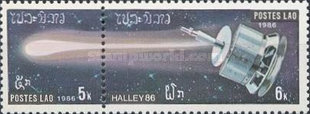 [Appearance of Halley's Comet, Typ AJG]