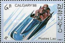 [Winter Olympic Games - Calgary, Canada, Typ AKH]