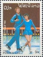 [Winter Olympic Games - Albertville, France - Figure Skating, Typ ARE]
