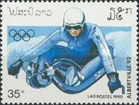 [Winter Olympic Games - Albertiville, France, Typ ATR]