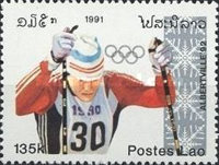[Winter Olympic Games - Albertville, France, Typ AVE]
