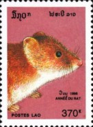 [New Year - Year of the Rat, Typ BFI]