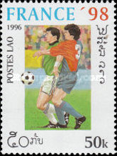 [Football World Cup - France (1998), Typ BFK]
