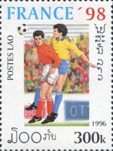 [Football World Cup - France (1998), Typ BFL]