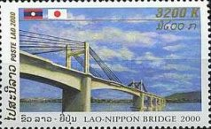 [Pakse Bridge over Mekong River, Typ BNC]